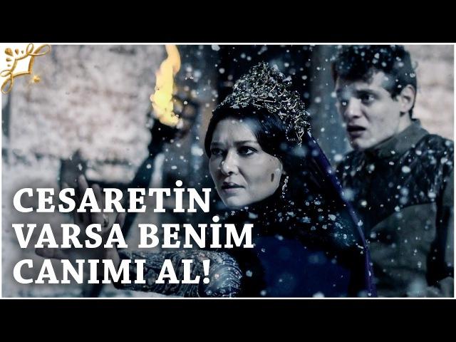 Muhteşem Yüzyıl Kösem - Yeni Sezon 23.Bölüm (53.Bölüm) | Cesaretin Varsa Benim Canımı Al!