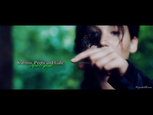 Katniss, Peeta Gale | Голодные игры | The Hunger Games