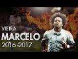 Marcelo 'The Magician' - Crazy Defending Skills  Tricks  Goals  Season Review 2016-'17