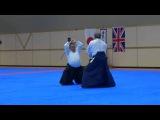 Peter Brady Shihan UKA 30th Anniversary Aikido Demo