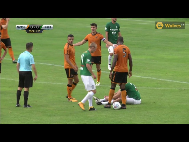 HIGHLIGHTS | FK Jablonec 1-0 Wolves