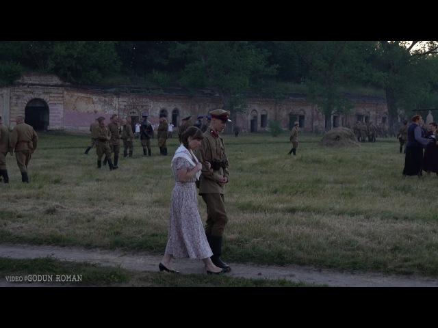 Реконструкция начала Великой Отечественной войны Брест 2017 / 4k video / Godun Roman