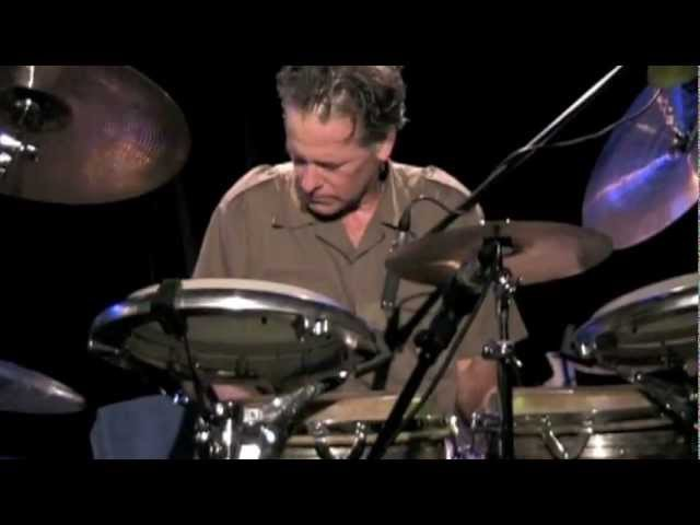 Steve SHEHAN the percussionist traveller Extraits LIVE part 2 LeTriton 28 09 2007