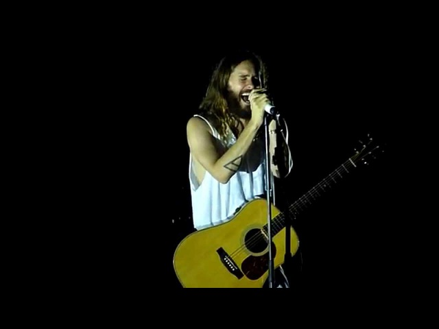 30 Seconds To Mars - Old Blues Song (Guillotine)