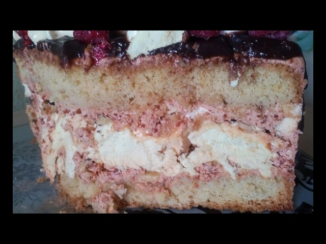 Торт Воздушный замок