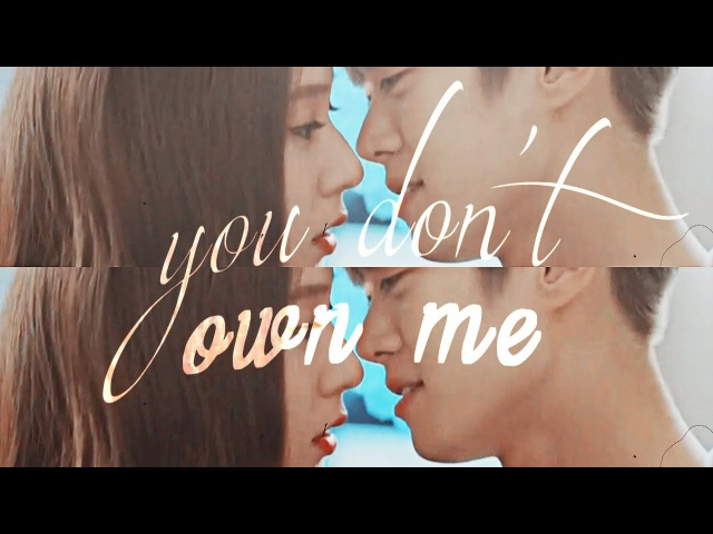 Bi Ryum x Moo Ra ✘ You Don't Own Me [Bride of the Water God]