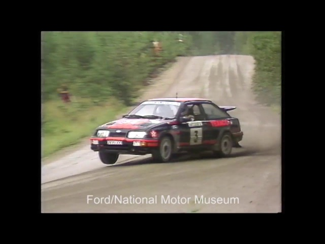 Rally of 1000 Lakes - 1987