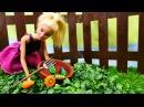 Видео для девочек Кукла Барби и Тереза поменялись местами! ГОРОД или ДЕРЕВНЯ! ...