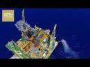 Китай добыл в Южно-Китайском море около 235 тыс. кубометров гидратов метана