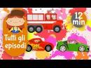 Coloriamo insieme- Tutti gli episodi McWheelie in italiano-Cartoni educativi con cars per bambini