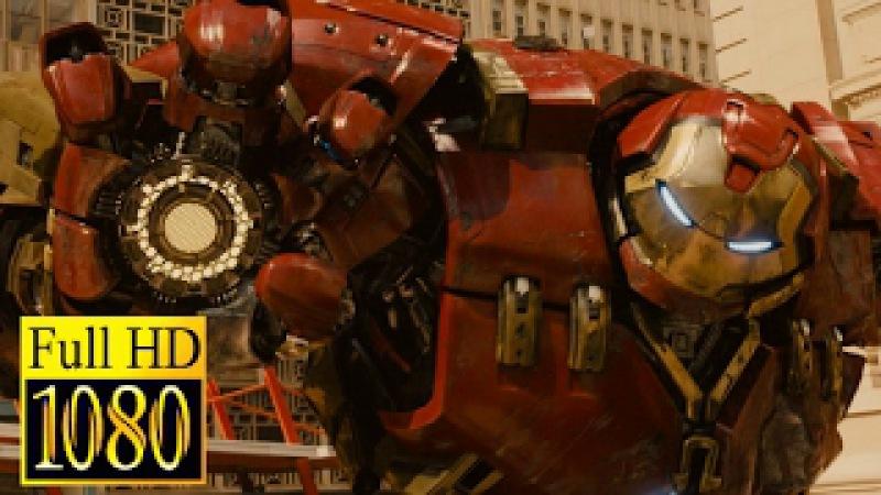 Халкбастер против Халка | Hulk vs Hulkbuster Full HD