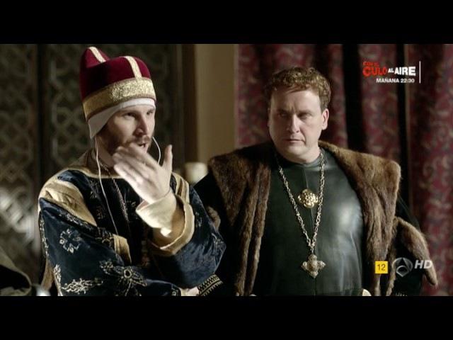 Толедо 6 серия (Испания) на русском языке