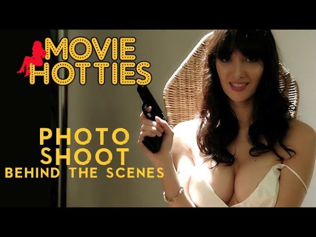 Sara Malakul Lane - Exclusive MovieHotties Behind-The-Scenes Photo Shoot (HD) Bond Girl