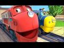 Мультики для детей - Веселые паровозики из Чаггингтона - Мультики про паровозики...