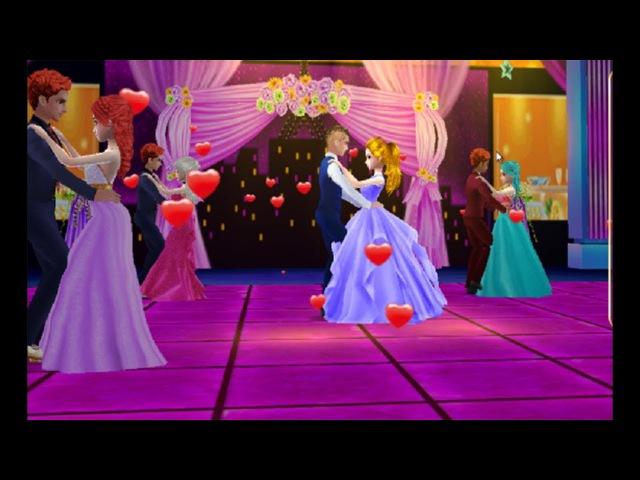 Игра королева бала Танцы и любовь Королева выпускного Prom queen Игры коко плей