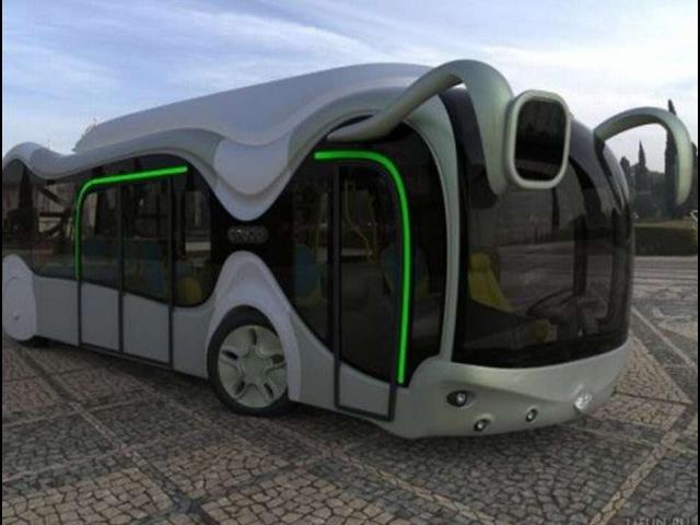 74. Тюнинг супер автобус