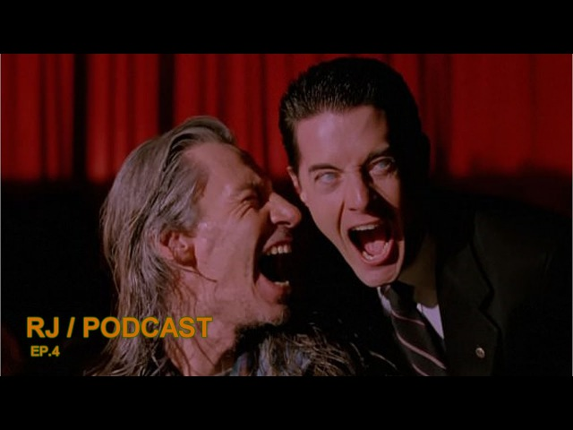 RJ/Podcast 4 - Берсерк 351, Возвращение Твин Пикса