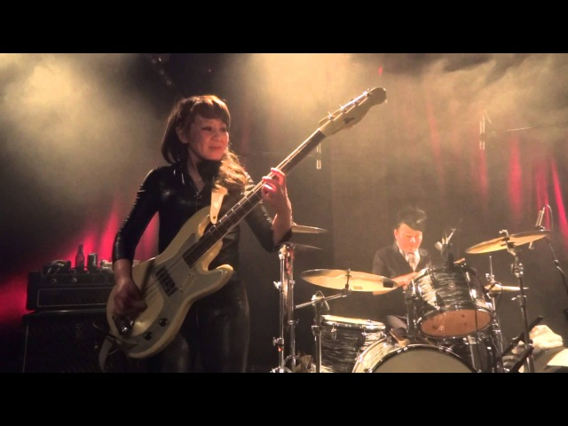 The 5.6.7.8S - Great Balls Of Fire - Paris - Live @ La Maroquinerie 14062013
