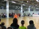 Соревнование по спортивным бальным танцам. Ча-ча-ча, полька. Рада