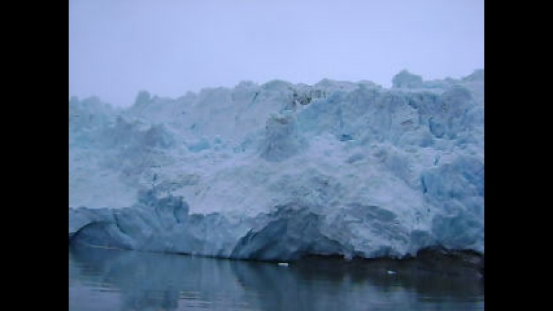 Шпицберген. Ледник - 1