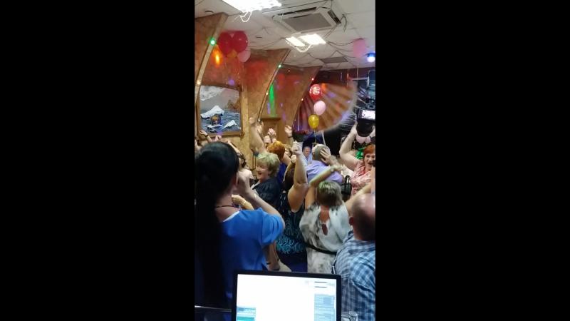 2017-08-19_Юбилей. кафе Элис.