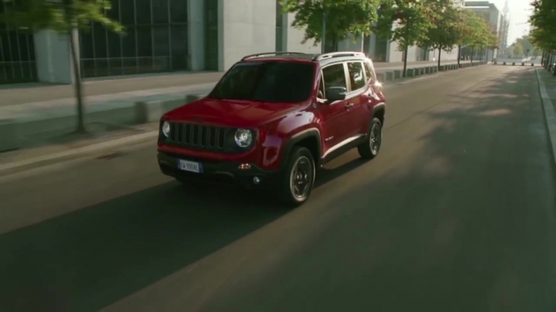 Jeep Fascination - Renegade