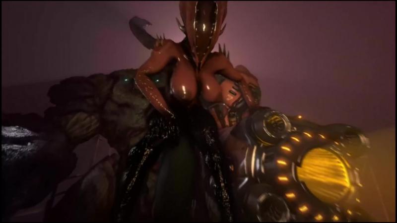 Yiff female demon