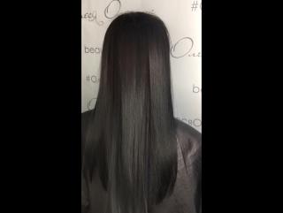 Botox. Глубокое восстановление волос