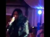 Nicki Minaj - Danny Glover (Live @ Reginae Carter's birthday party)