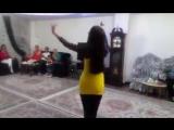 Azeri-Iran dance