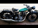 Мотоцикл BSA Sloper 500cc, 1930 года