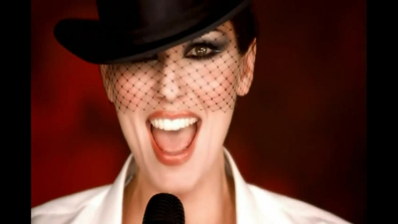 Shania Twain - Man. I Feel Like A Woman (1999).