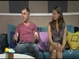 Интервью c организаторами Batumi ArtFest Argani на Ajara TV