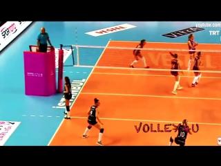 Tijana Boskovic vs Tatiana Kosheleva -- Eczacıbaşı Vitra vs Galatasaray