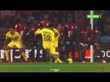 Великолепный штрафной удар от Неймара | Abutalipov | vk.com/nice_football