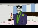 Мульт Джокер и Харли Квин снимают порно фильм .