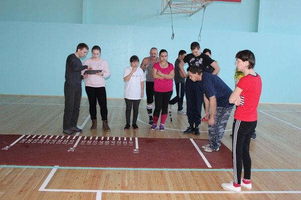 В «Олимпийце» открылся обновленный спортивный зал
