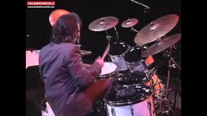Vinnie Colaiuta the Buddy Rich Big Band_ Ya Gotta Try