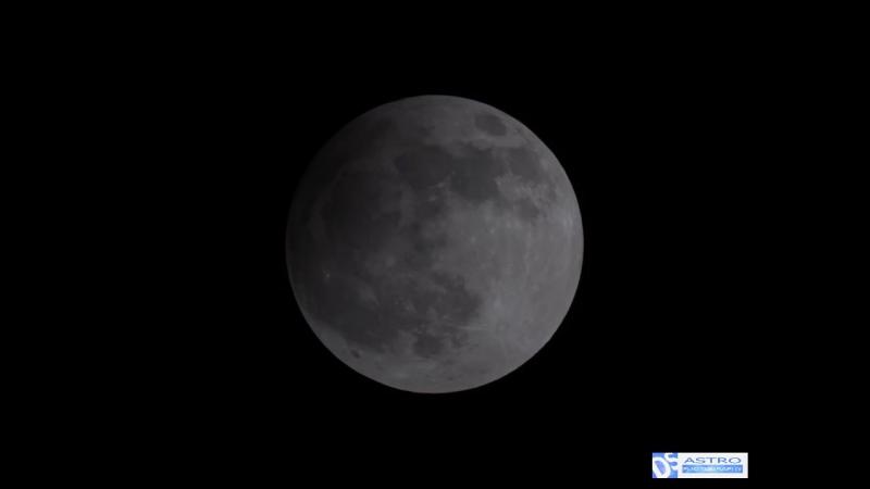 Полутеневое лунное затмение 16092016