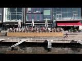 Самый модный район Осло - Акер Бригге (Aker Brygge)