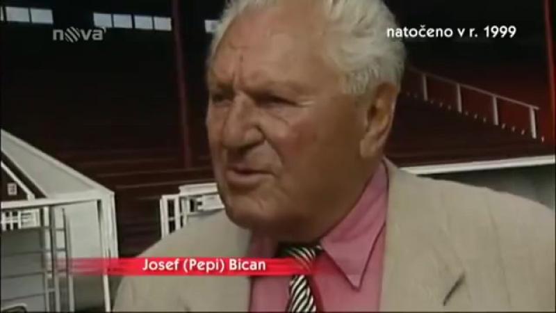 """Josef """"Pepi"""" Bican - Nova TV"""