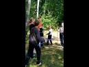 Игры в лагере ,,Счастливые люди