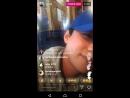 180203 Xero ft Park Sehyuk P Goon Sangdo Hojoon Yano Instagram Live Stream