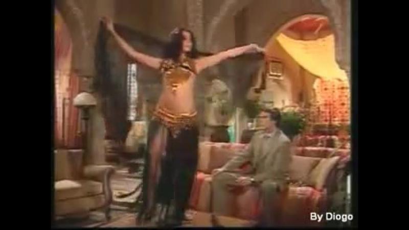 восточный танец из сериала Клон