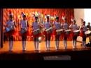 Ансамбль барабанщиц Триумф 2013 г