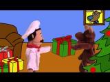 Ho Ho Ho _ Christmas Songs for Kids (ft. Tea Time with Tayla and More!)
