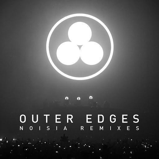 Noisia альбом Outer Edges (Noisia Remixes)