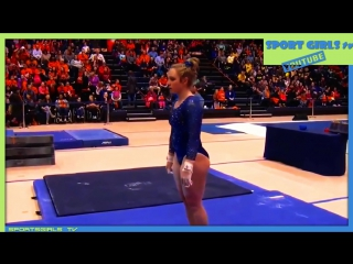 Top 5 hottest gymnasts in the world (гимнастика)