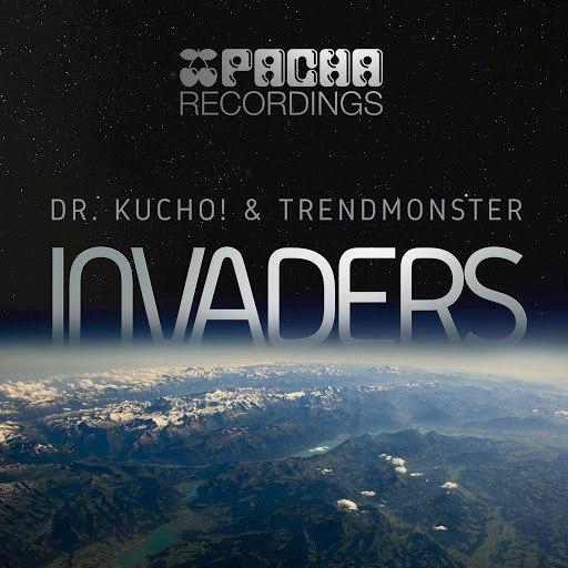 Dr. Kucho! альбом Invaders