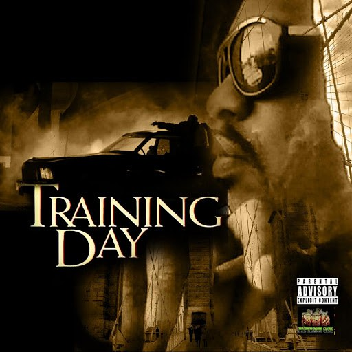 Train альбом Training Day